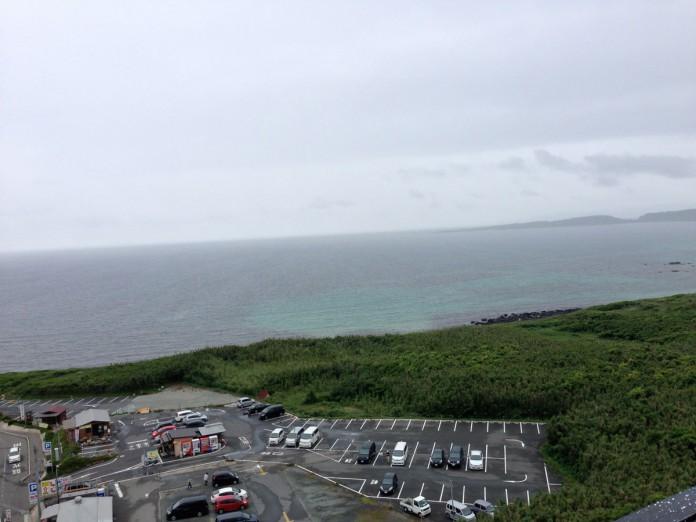 角島灯台・眺望