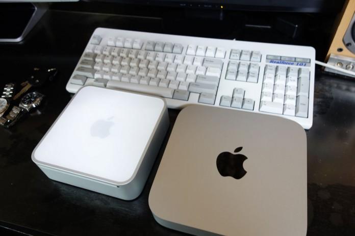 Mac mini 比較