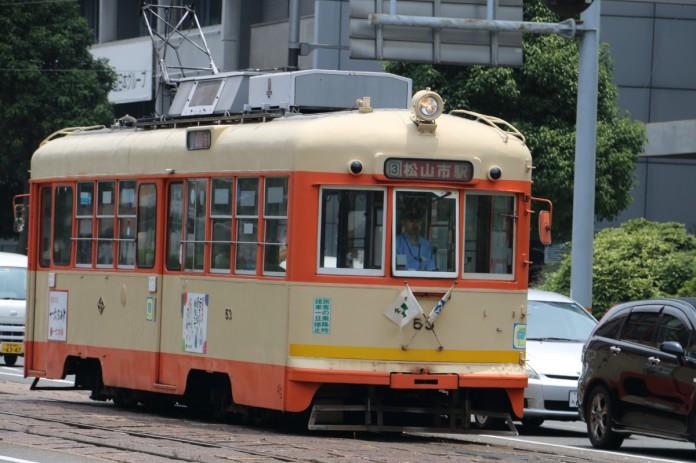 松山・市電