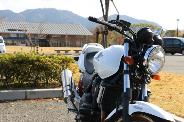 萩中央公園駐車場