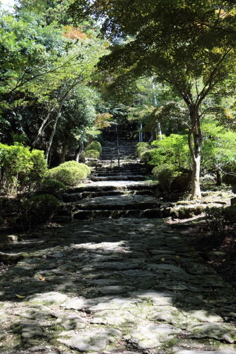 英彦山神宮 - 参道