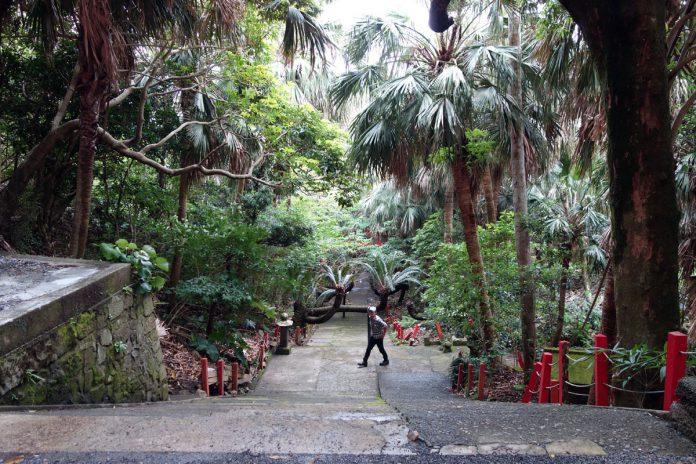 佐多岬、神社